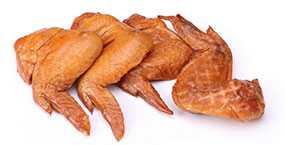 Крылышки куриные копчено-вареные Оригинальные - Брестский мясокомбинат