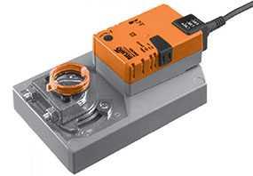 Электропривод для воздушных заслонок без пружинного возврата GM24A - BELIMO Automation
