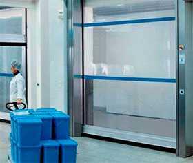 Ворота внутренние для специальных областей применения V 3015 Clean - Hörmann