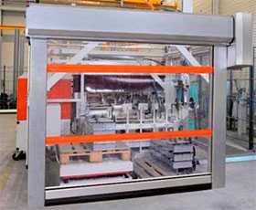 Ворота внутренние для специальных требований V 5030 MSL - Hörmann