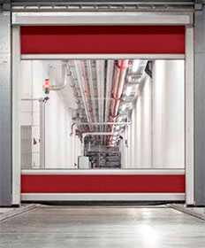 Ворота внутренние для специальных требований V 3009 Conveyor - Hörmann