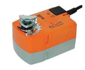 Электропривод для воздушных заслонок с пружинным возвратом TF24 - BELIMO Automation