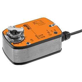 Электропривод для воздушных заслонок с пружинным возвратом LF230-S - BELIMO Automation