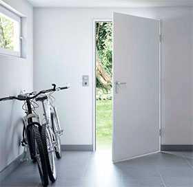 Дверь внутренняя с защитой от взлома KSI - Hörmann