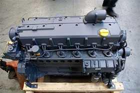 Блок цилиндров Deutz BF6M1013FC 04209415