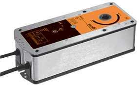 Электропривод для клапанов дымоудаления BЕ24 - BELIMO Automation