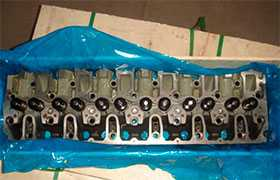 Головка цилиндров Deutz BF6M1013FC 04258234