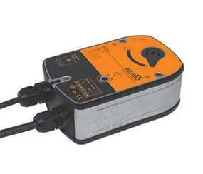 Электропривод для клапанов дымоудаления с возвратной пружиной BLF230-Т - BELIMO Automation