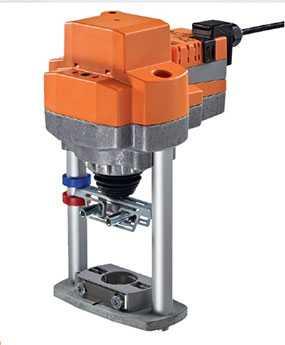 Электропривод для седельных клапанов EV24A-TPC - BELIMO Automation