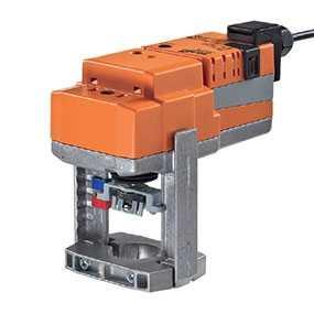 Электропривод для седельных клапанов NV24A-SZ-TPC - BELIMO Automation