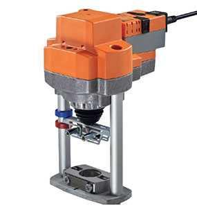 Электропривод для установки на седельный клапан RVC24A-SR - BELIMO Automation