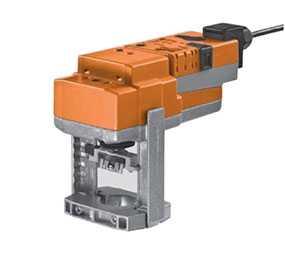 Электропривод для установки на седельный клапан SVC24A-SR-TPC - BELIMO Automation