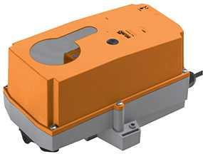 Электропривод для воздушных клапанов SM24P-SR защищенный - BELIMO Automation