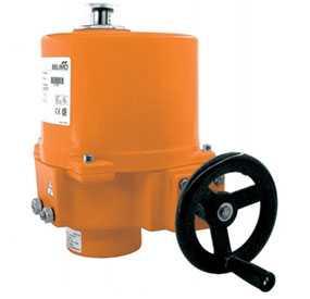 Электропривод для дисковых поворотных затворов SY2-230-3-T - BELIMO Automation