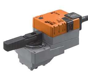 Электропривод для шаровых кранов LR24A-SR - BELIMO Automation