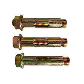 Болт анкерный с гайкой и втулкой d 10 мм