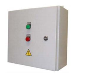 Шкаф управления двигателями вентиляторов (5 каналов управления вентиляторов), серия ЕК-M.S - РефЮнитс