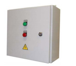 Шкаф управления двигателями вентиляторов (6 каналов управления вентиляторов), серия ЕК-M.S - РефЮнитс