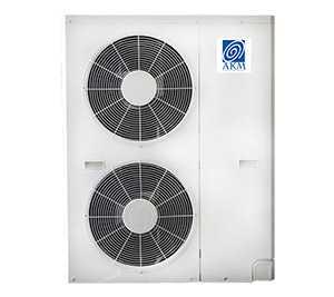 Агрегат холодильный малошумящий низкотемпературный AKM.N35-0027-1xZF15K-K45 - РефЮнитс