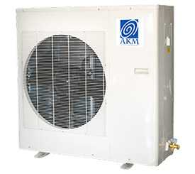 Агрегат холодильный малошумящий среднетемпературный AKM.N10-0043-1xZR34K-K45 - РефЮнитс