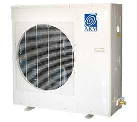 Агрегат холодильный малошумящий среднетемпературный AKM.N10-0078-1xZR61K-K45 - РефЮнитс