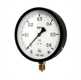 Манометр МП160М2 - ООО Завод теплотехнических приборов