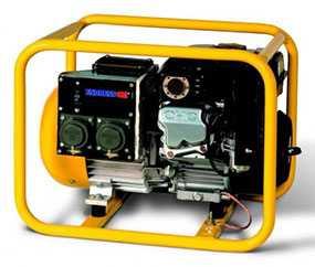 Электростанция (генератор) портативная ESE 304 SG для служб МЧС - ENDRESS