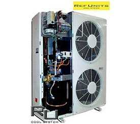Агрегат холодильный малошумящий цифровой универсальный AKM-D.N10-0098-1xZBD45K-K45 - РефЮнитс