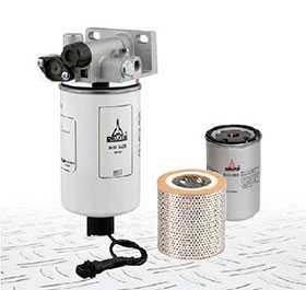 Фильтр грубой очистки топлива (топливный) DEUTZ 0211.3831