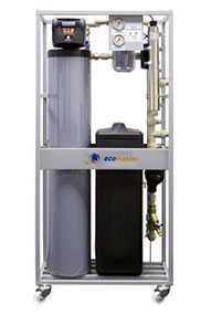 Станция умягчения и обеззараживания воды универсальная Элит - Clack Corporation
