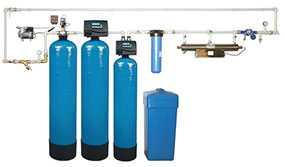 Система очистки воды комплексная Стандарт - Clack Corporation