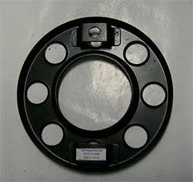 Колпак декоративный 4370-3102008 для колес и ступиц МАЗа