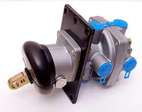 Главный тормозной кран 100-3514008