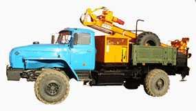 Бурильная машина БГМ-12