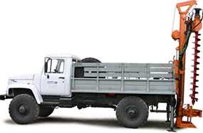 Бурильная машина БГМ-11