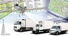 Аппаратно-программный комплекс (АПК) контроля работы автотранспорта и дорожно-строительной техники АЗИМУТ-2 - РейнбоуТекнолоджис