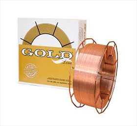 Проволока сварочная GOLD G3Si1 ф 1,2 мм K300 (15кг)
