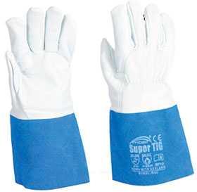 Перчатки (краги) сварщика MOST TIGER