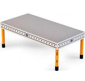 Сварочный стол 3D Profi Plus Line Demmeler, 1000х1000x850 мм, с 4-мя стандартными опорами - Demmeler