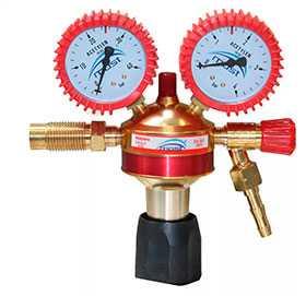 Газовый регулятор (редуктор) MOST Red ацетиленовый - MOST