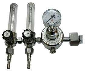 Регулятор расхода газа универсальный У30-АР40-2 (Ar/CO2) - MOST