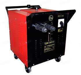 Трансформатор сварочный ТДМ-303 У2 - Кавик