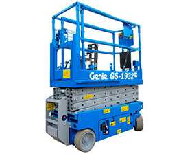 Подъемник ножной Genie GS1932 - GENIE