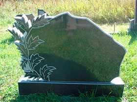 Надгробие гранитное Образец 1 - ИП ГОРЯЧЕВА