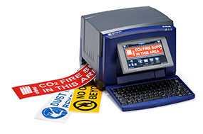 Принтер этикеток BRADY BBP31 + ПО, артикул gws710735 - BRADY