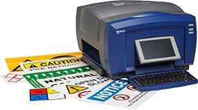 Принтер этикеток BRADY BBP85, артикул gws711191 - BRADY