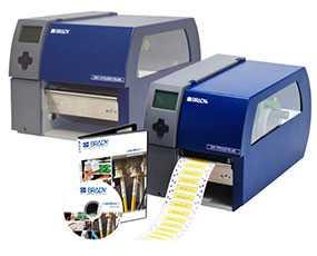 Принтер этикеток BRADY THT-BP-Precision 200 PLUS-P с отделителем этикеток, артикул brd360541 - BRADY