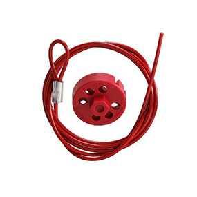Блокиратор тросовый Pro-Lock + 1,5 кабель, артикул 225203 - BRADY