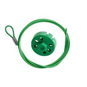 Блокиратор тросовый Pro-Lock + 1,5 кабель, артикул 225204 - BRADY