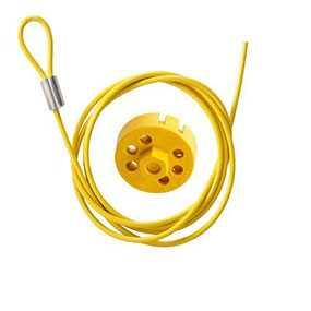Блокиратор тросовый Pro-Lock + 1,5 кабель, артикул 225205 - BRADY